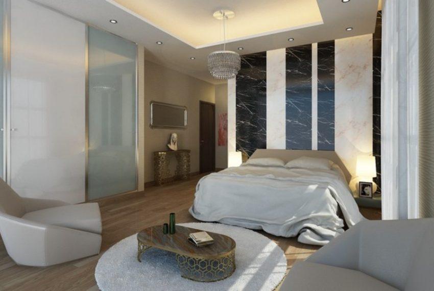 014565APT INTERIOR BEDROOM