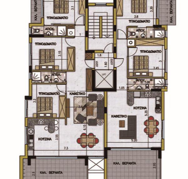 1. First Floor