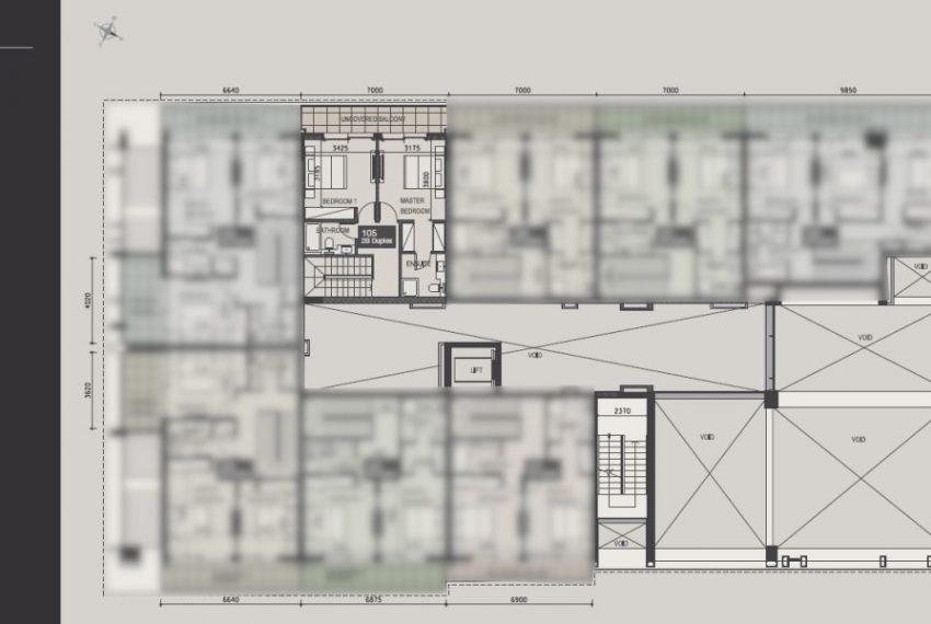 105 plan 1st floor