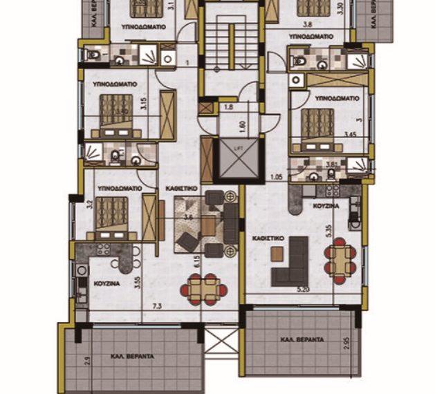 2. Second Floor