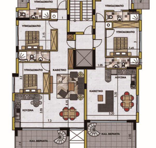 3. Third Floor