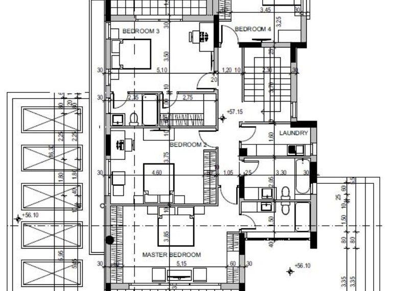 3b bedrooms