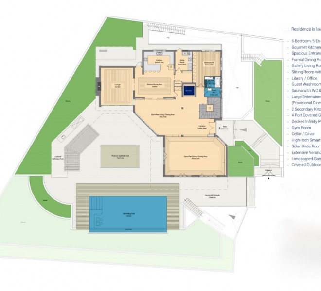 7450 GR floor plan