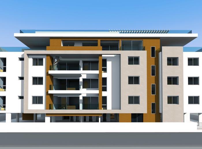 New 3 Bedroom Apartment In A Prestigious Complex