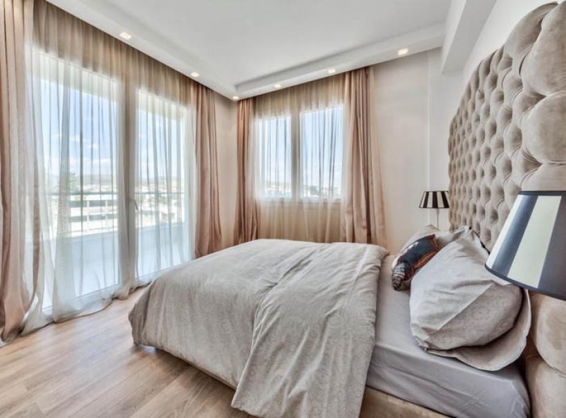 Luxury 3 Bedroom Apartment Near The Sea In Prestigious Complex