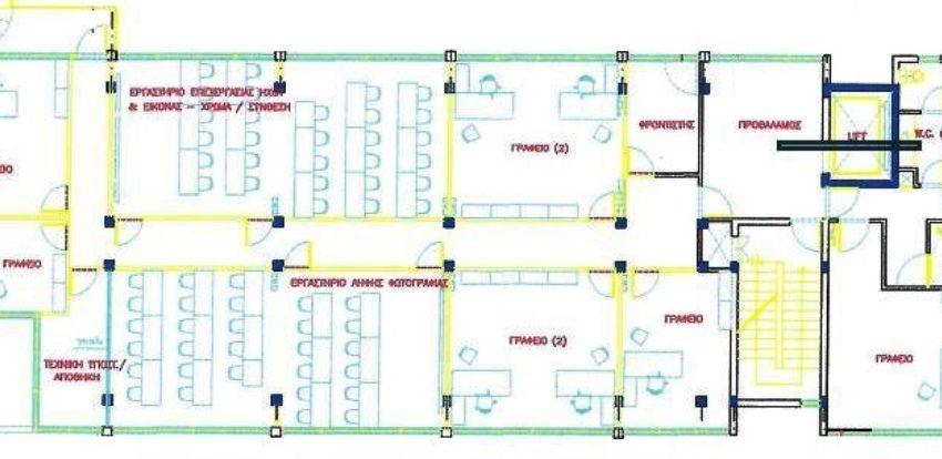 B 1st floor