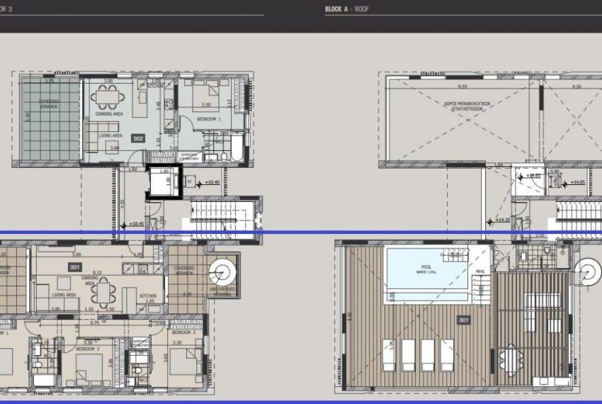 Bl A - 3rd fl- Penthouse