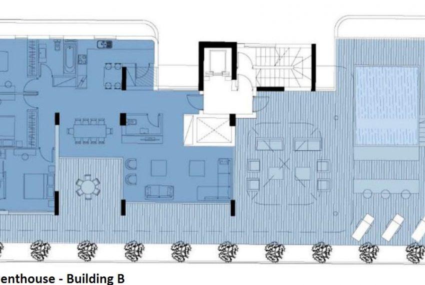 Building B Penthouse