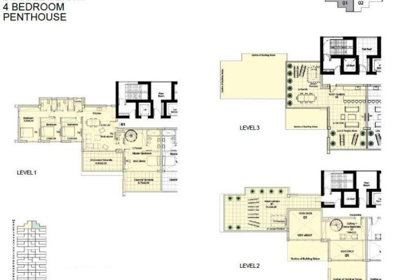 Capture 4 Penthhpuse bedrooms