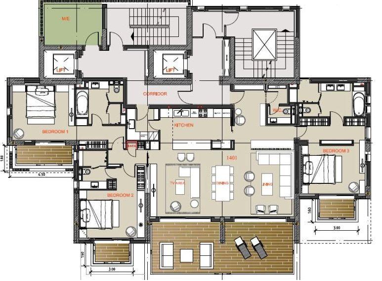 Capture 8 floor pl
