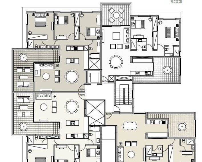 Capture B 1st floor