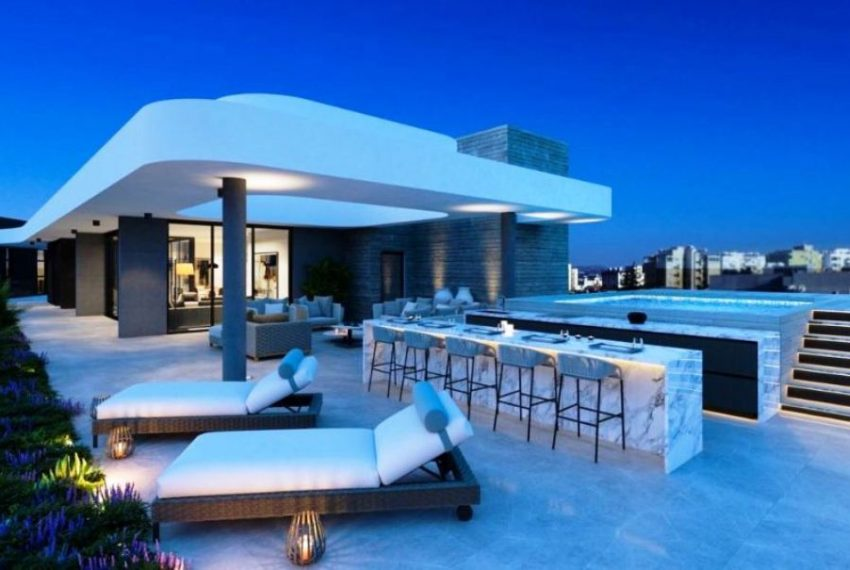 Capture Penthouse View