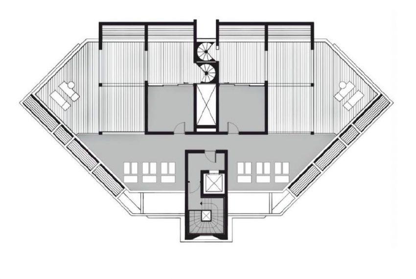 Capture Roof Garden plan 11505