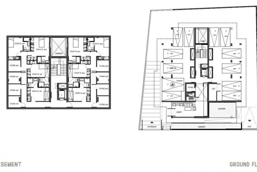Capture basement an fgr floor