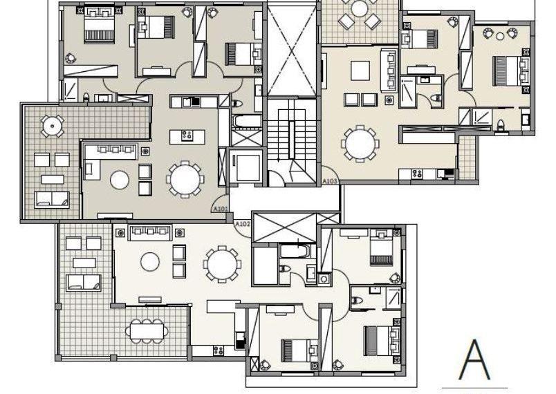 Capture bl A 1st floor