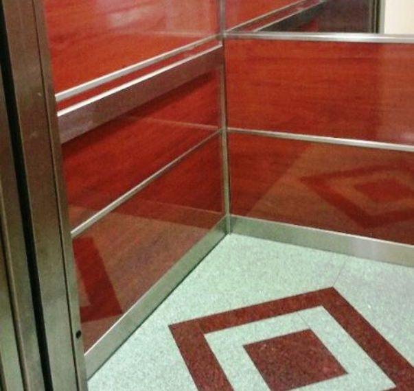 Capture elevator