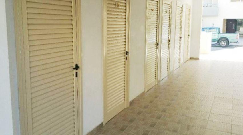 Capture parking n store room