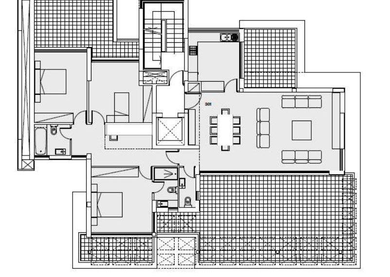 Capture penthouse 301+6