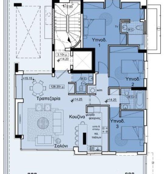 Capture penthouse