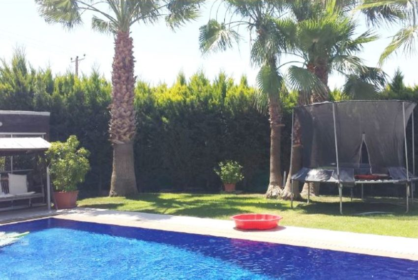 Capture pool area 2