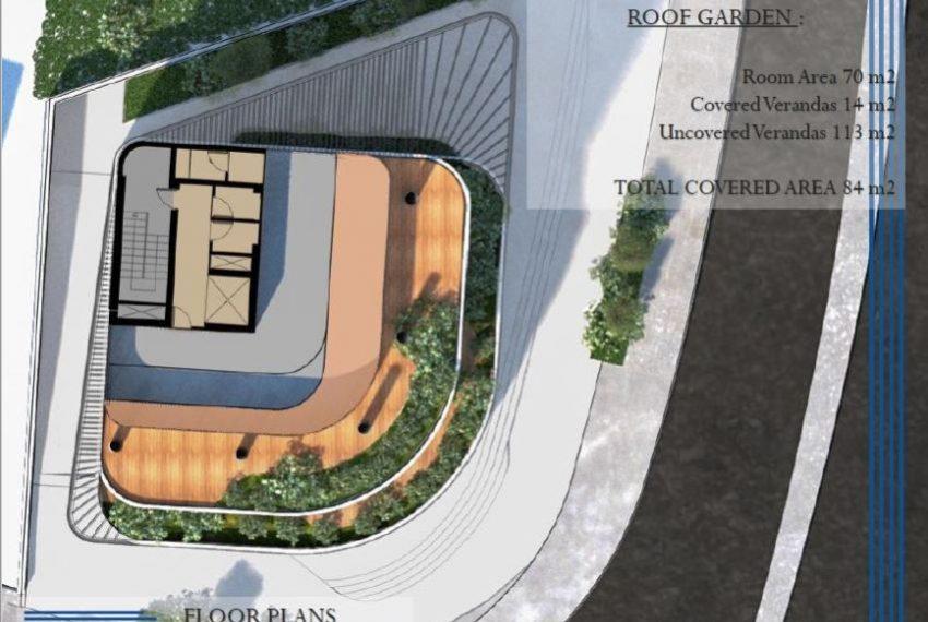 Capture roof garden