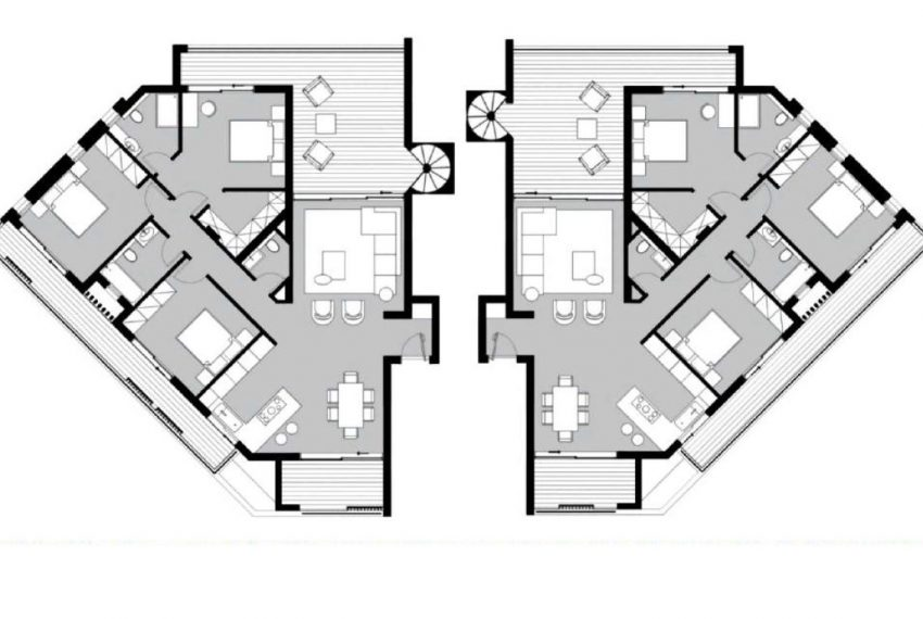 Capture typical floor plan 11504
