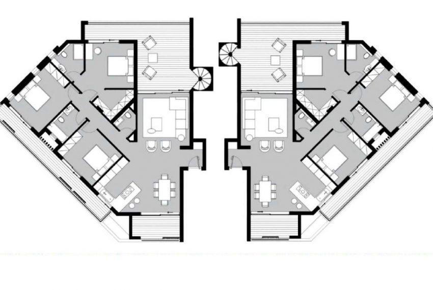 Capture typical floor plan 11504