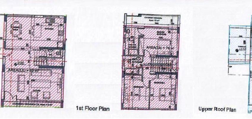 Capture villa 5 plans all