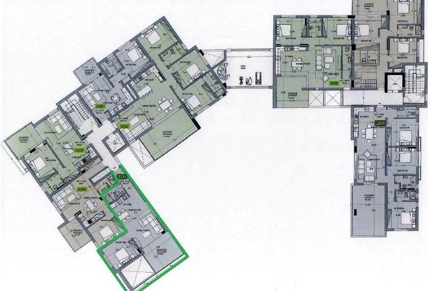 Floor 1 plans