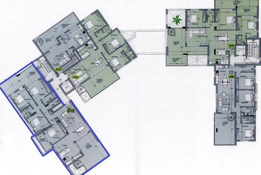 Floor 4 plans