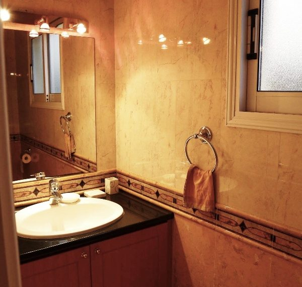 GROUND FLOOR GUEST BATHROOM