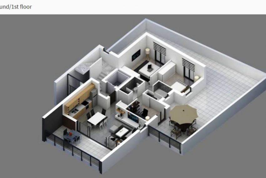 Ground 1st floor