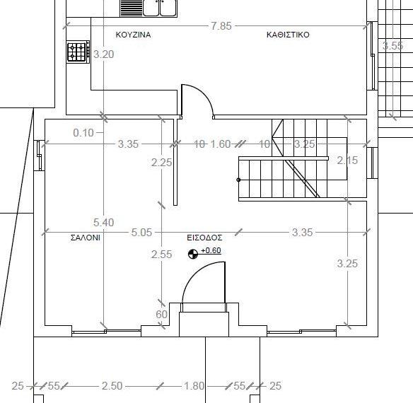 Ground floor type B1