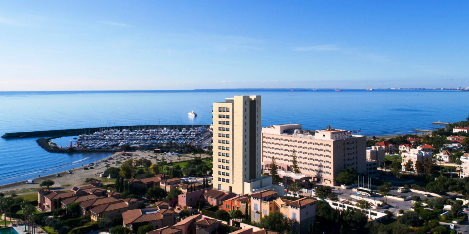 Limassol Property, Ultra-Luxury Apartments Complex.