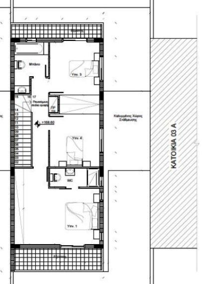 House 2 first floor
