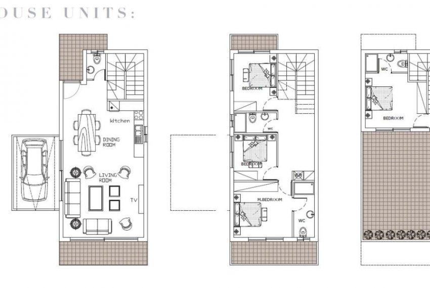 Houses 3 4 5 10 11 12