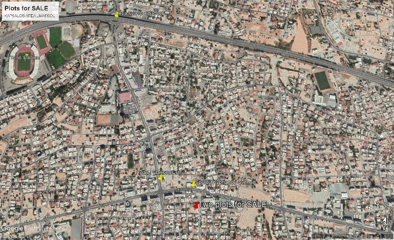 Kapsols map