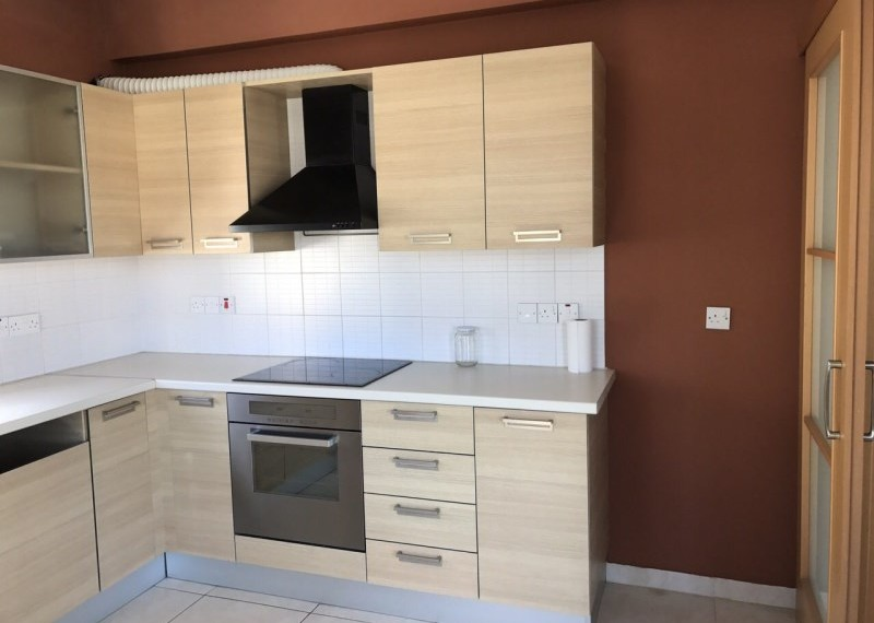 Kitchen - Counter + Frigde Place