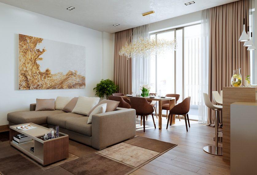 Living Room 402