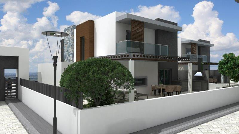 O RESIDENCE HOUSE 2 BACK VIEW