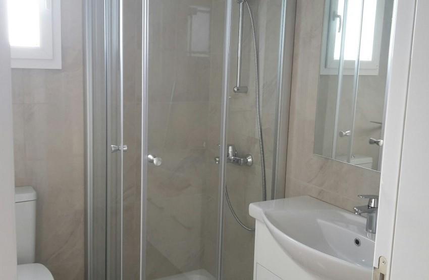 Shower in 2nd bedroom
