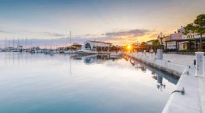 Promenade & Yachts at Limassol Marina