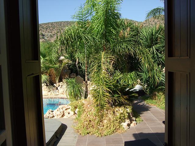 View from Dressing Room Door 2