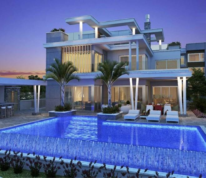 Villa 2 night