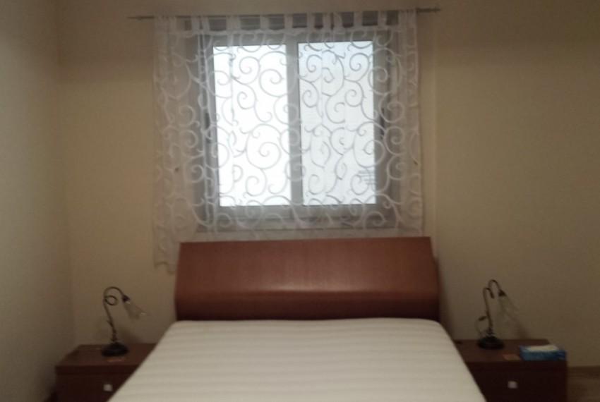 basement flat - bedroom 1