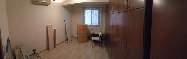 basement flat - bedroom 2 no furnitures