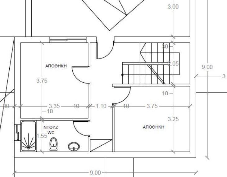 basement type B1