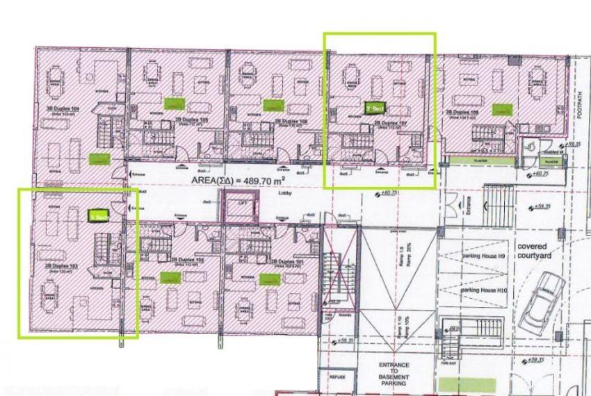 gr floor duplex