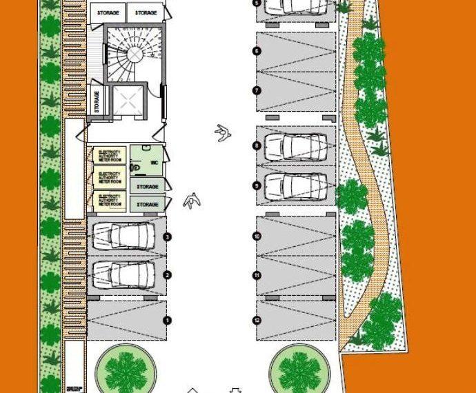 gr floor parking