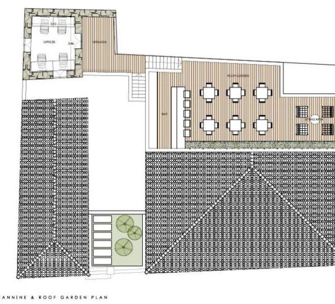 mez floor plan